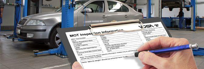Your car's MOT