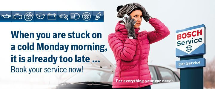 Your Car's Winter Service