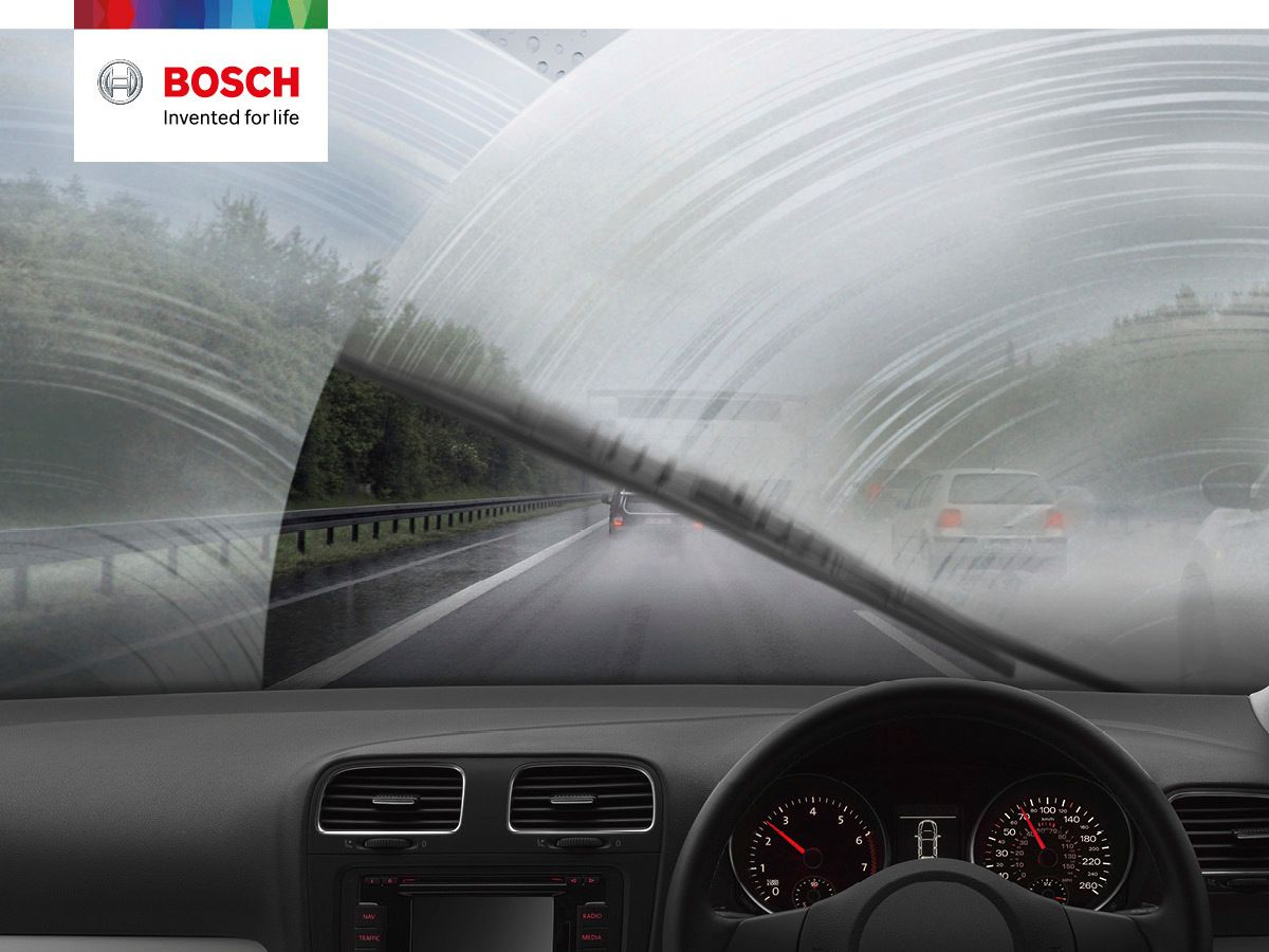 Wiper blades from Bosch